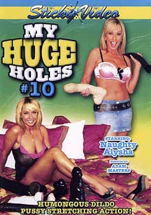 My Huge Holes 10 cover