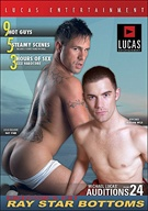 Michael Lucas' Auditions 24: Ray Star Bottoms