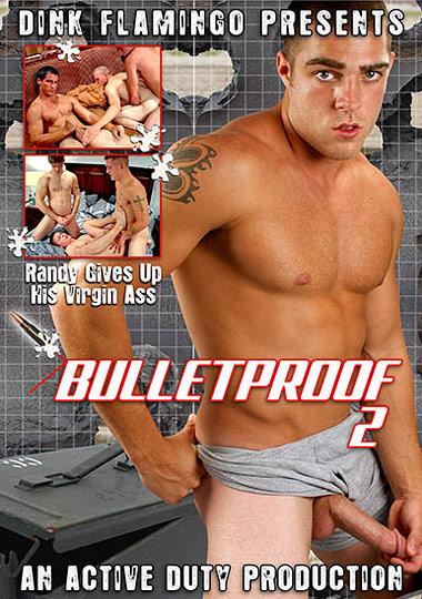 Bulletproof 2 Cover Front