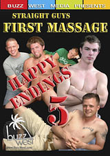 Straight Guys First Massage: Happy Endings 5