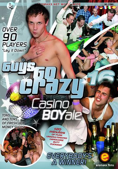 Guys Go Crazy 16 Casino Boyale Cover Front