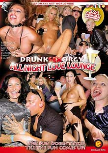 Drunk Sex Orgy: All-Night Love Lounge cover