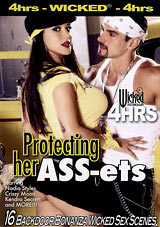 Protecting Her Ass-ets