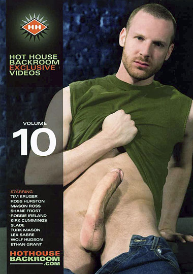 Backroom Exclusive Videos 10 Cover Front
