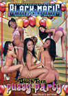 Black Teen Pussy Party 4
