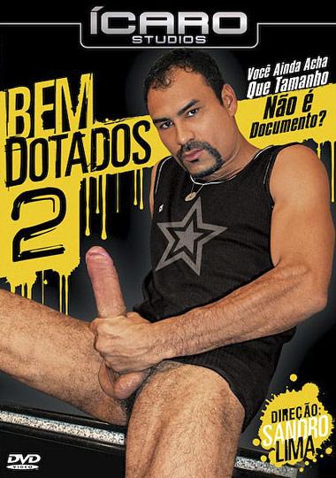 Bem Dotados 2 cover