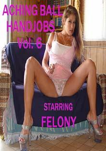 Aching Ball Handjob 6 cover