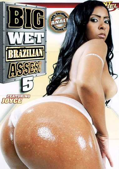 Big Wet Brazilian Asses 5 cover