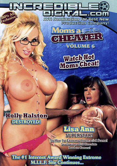 Moms A Cheater 6 cover