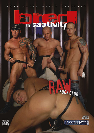 Bred in Captivity Cover Front