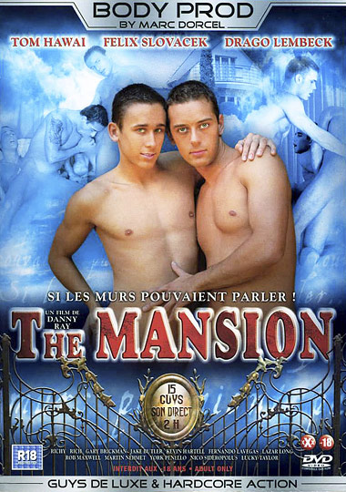 The Mansion aka Hot Property Cover Front