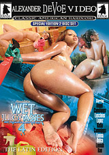 Wet Juicy Asses 4