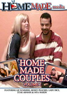 Home Made Couples 2 cover