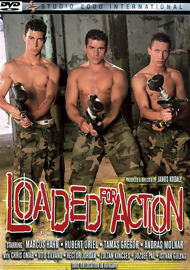 Loaded for Action Cover Front