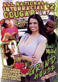 All National Interracial Cougar Hunt 2 cover