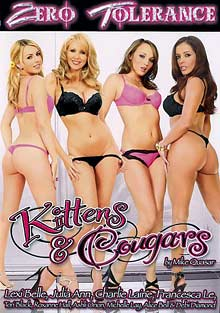 Kittens And Cougars cover