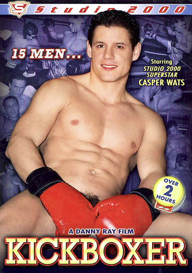 Kickboxer Cover Front