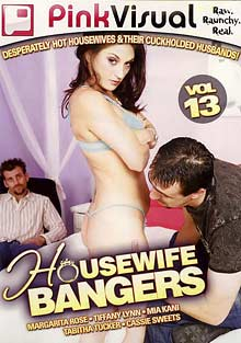 Housewife Bangers 13 cover
