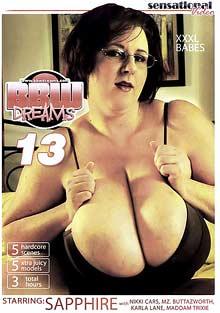 BBW Dreams 13 cover