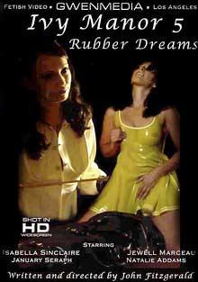 Ivy Manor 5: Rubber Dreams cover