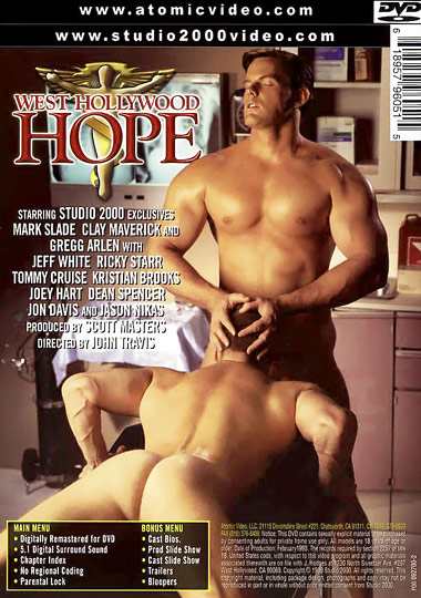 West Hollywood Hope Cover Back