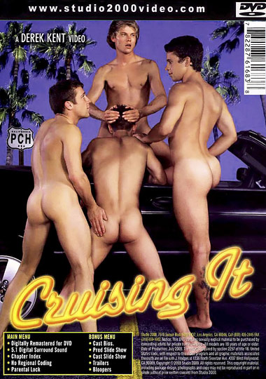 Cruising It Cover Back