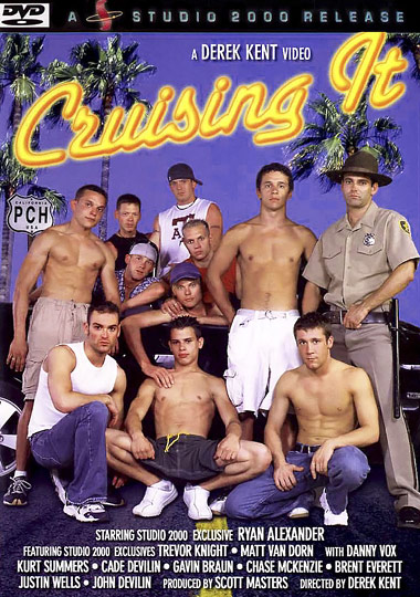 Cruising It Cover Front