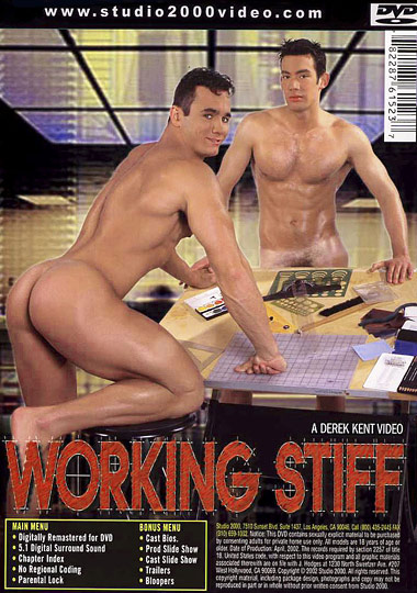 Working Stiff Cover Back