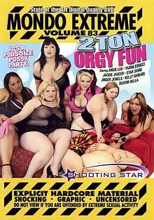 Mondo Extreme 83: 2 Ton Orgy Fun cover