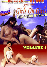 Girls On Girls Moscow Style