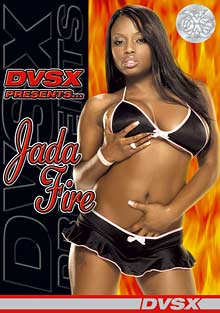 DVSX Presents....Jada Fire cover