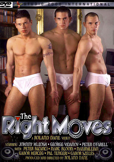 The Right Moves Cover Front