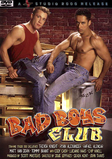 Bad Boys Club 1 Cover Front