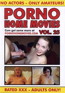 Porno Home Movies 25 cover