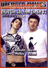 Enjoy Live Gay From The Set 2