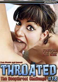Throated 18 cover