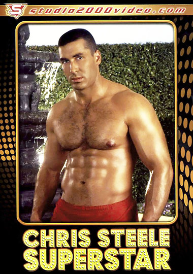 Chris Steele Superstar Cover Front
