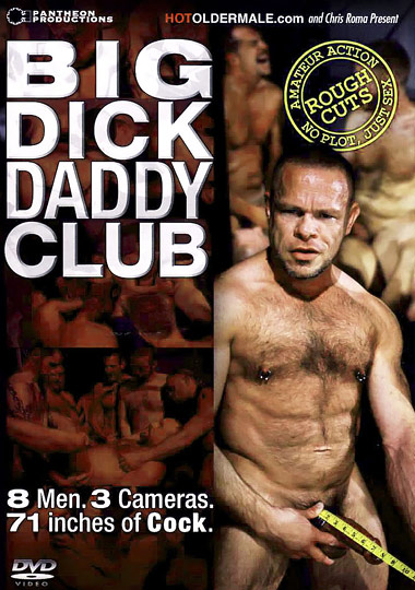 Big Dick Daddy Club Cover Front