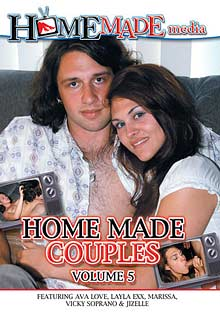 Home Made Couples 5 cover