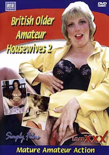 British Older Amateur Housewives 2 cover