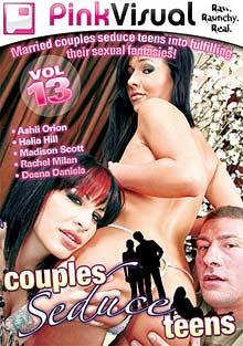 Couples Seduce Teens 13 cover