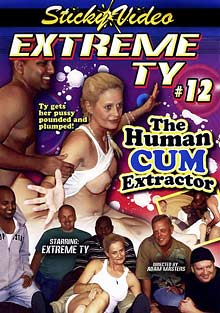 Extreme TY 12: The Human Cum Extractor cover