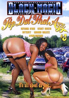 Pop Dat Phat Azz 3 cover