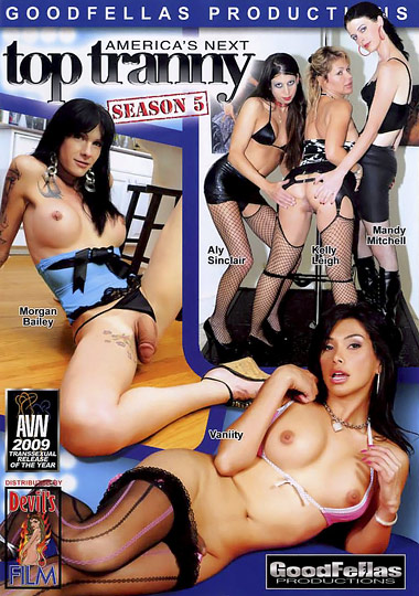 America's Next Top Tranny - Season 5  (2009)