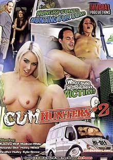 Cum Hunters 2 cover