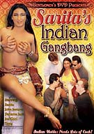 Sarita's Indian Gangbang