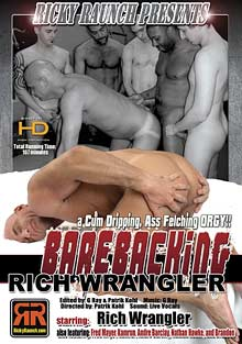 Barebacking Rich Wrangler cover