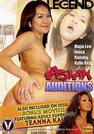 Asian Auditions