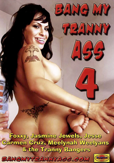 Bang My Tranny Ass 4 (2009)