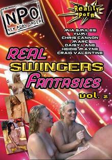 Real Swingers Fantasies 2 cover